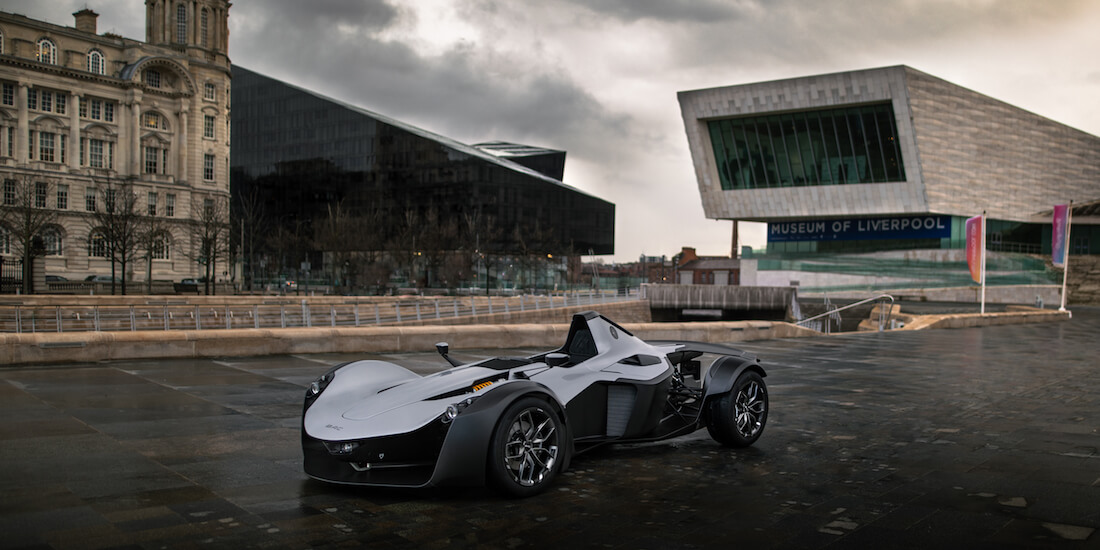 mono car bac racing