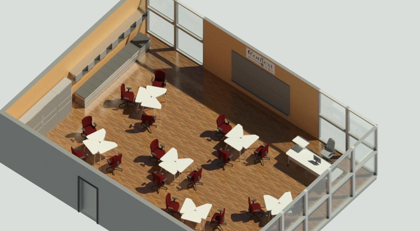 Ideal Speech Classroom jpg | Design Academy