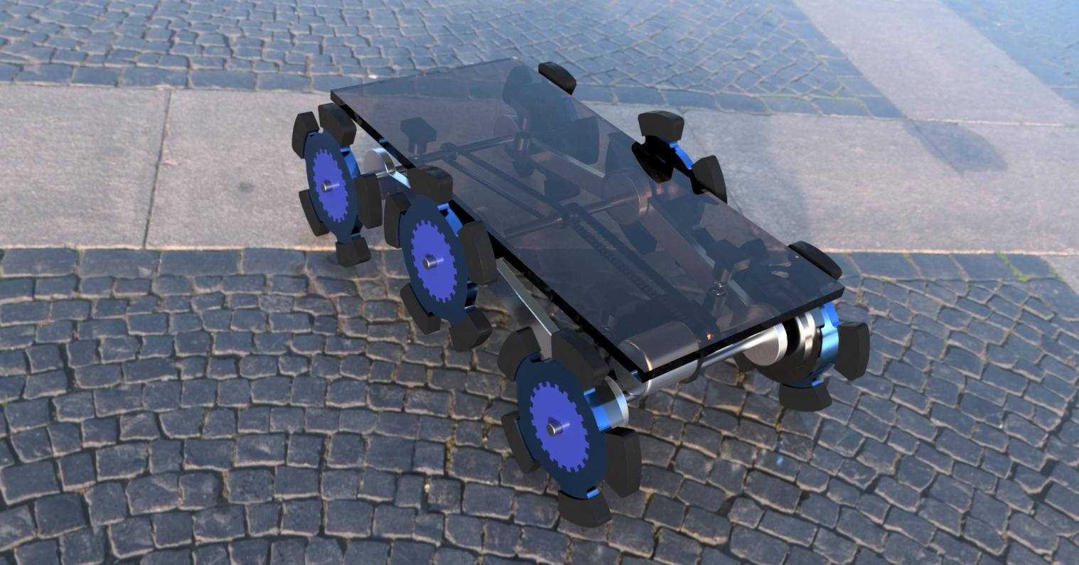Equipment transporter