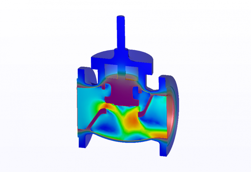 Autodesk CFD Simulation: Fluid Flow