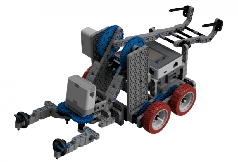 Fusion 360: Design and customize a VEX IQ Clawbot