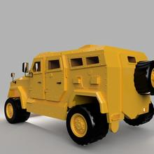 Military  AUTOCAR