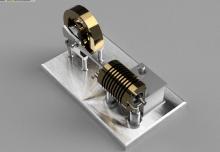 External Combustion Engine