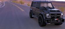 Mercedes Benz G 900