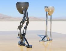 Generative Design Prosthetic leg