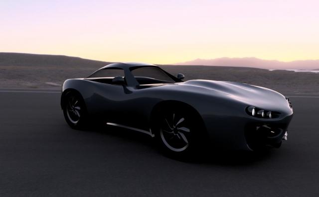 Car Design Speedrun 2 - Using Autodesk Fusion 360 - sports car