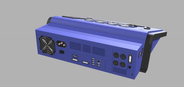 ETC Ion Lighting Console