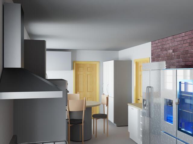 Kitchen View_1