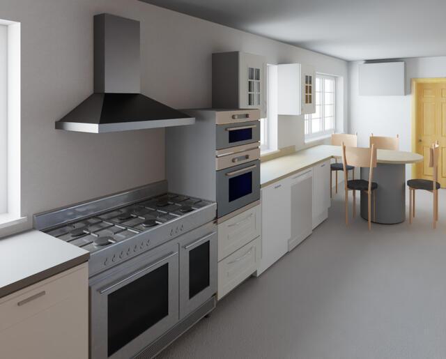 Kitchen View_2