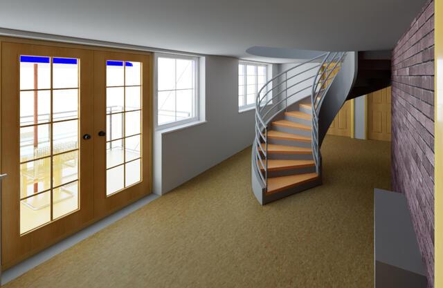 1st Floor Sun Room