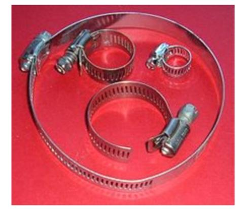 Iron clip