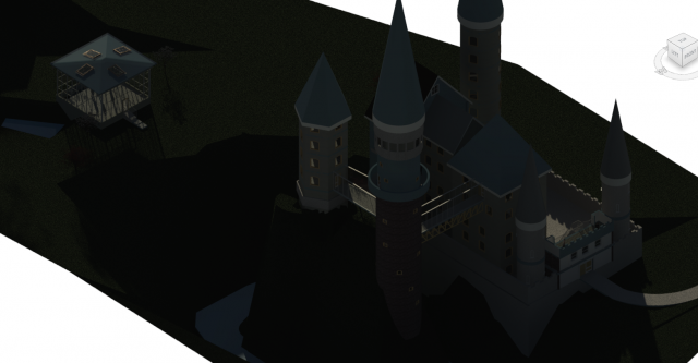 NZ Castle