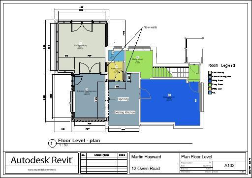 Plan Floor Level