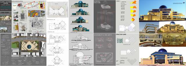 Islamic cultural center, Arch-Sadeq Al-Salami.jpg