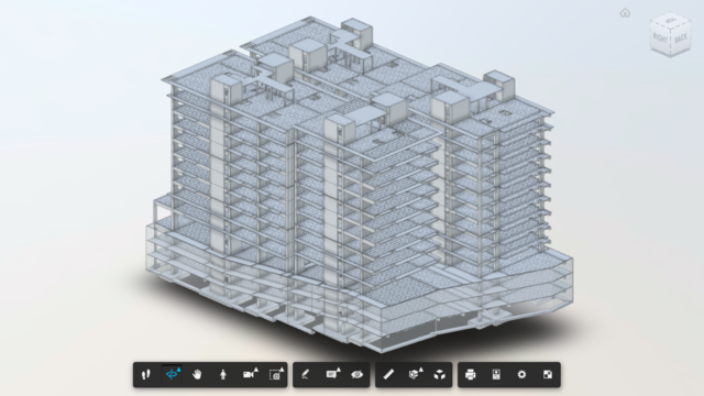 Structure Model: Reinforced Concrete Residential Buildings