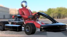 Race Go-Kart
