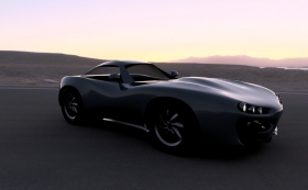 Car Design Speedrun 2 - Using Autodesk Fusion 360 - sports car