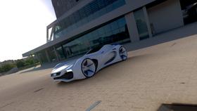 Audi E100