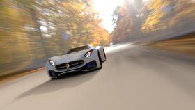 Mercedes CLS Phantom