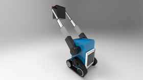 the front render of the tool kit bot