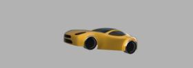 Lite weighted car design